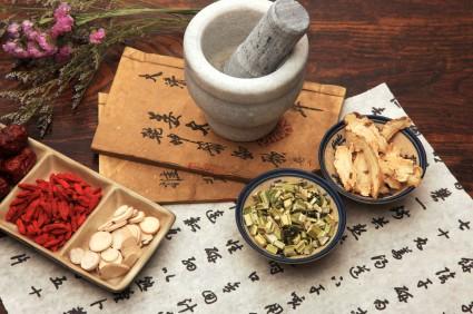 fitoterapia cinese secondo la Medicina Tradizionale Cinese MTC